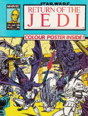 Return of the Jedi Weekly (UK) Vol 1 147