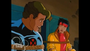 Robert Drake (Earth-92131) and Jubilation Lee (Earth-92131) from X-Men The Animated Series Season 3 15 004