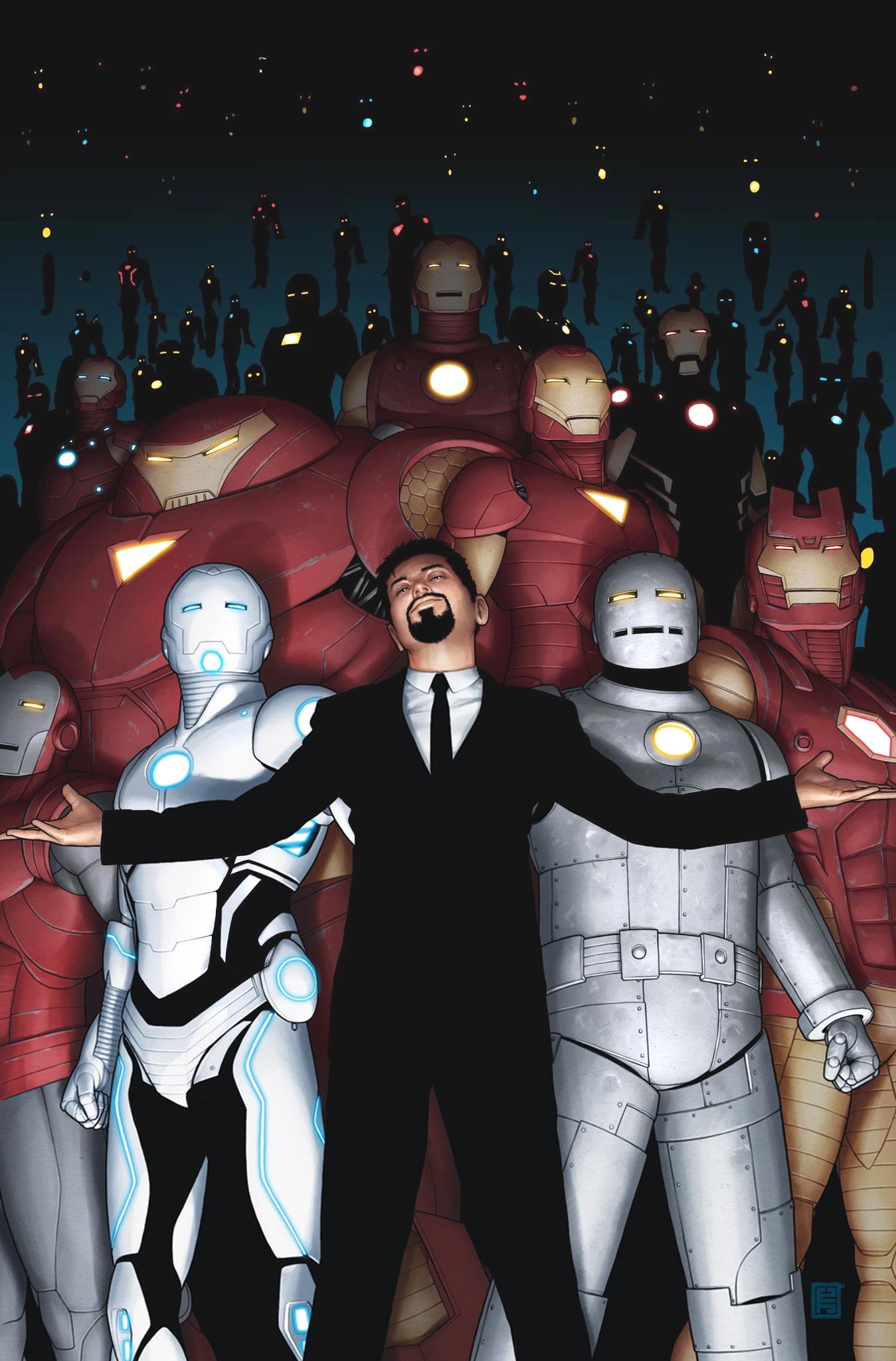 Iron Man Armor Marvel Database Fandom Powered By Wikia