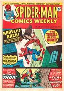Spider-Man Comics Weekly Vol 1 28