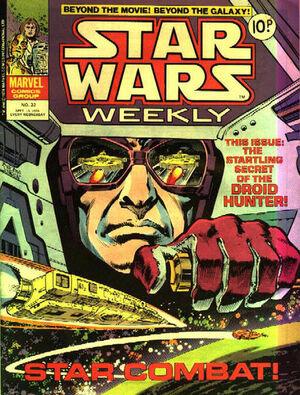 Star Wars Weekly (UK) Vol 1 32