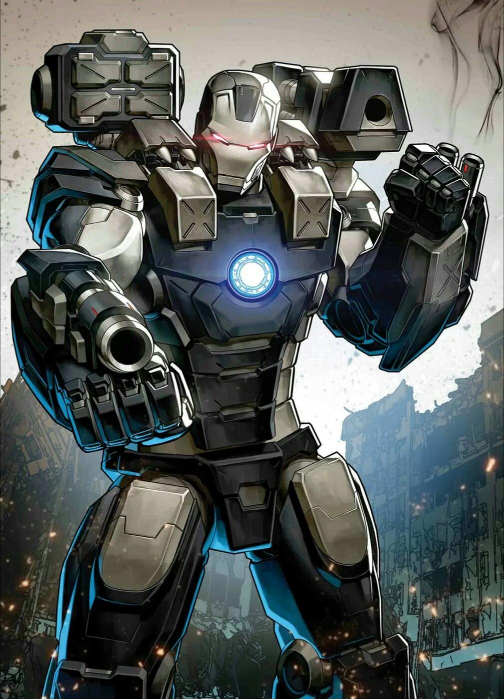 Tony Stark Iron Man Vol 1 6 Marvel Battle Lines Variant.jpg