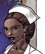 Trish (Machine Gun Nurse) (Earth-616) from Ghost Rider Vol 6 20 001
