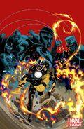 Uncanny Avengers Vol 1 18.NOW Textless