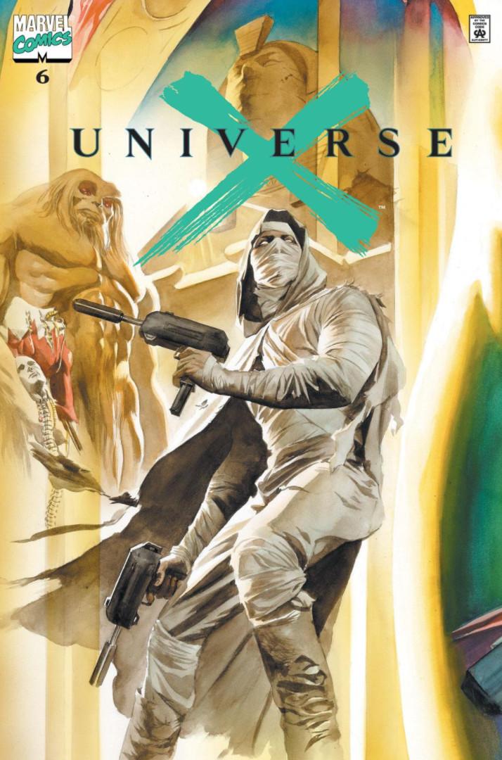 Universe X Vol 1 6