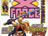 X-Force Annual Vol 1 1999