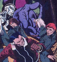 X-Men (Earth-811) from Uncanny X-Men Vol 1 142 001