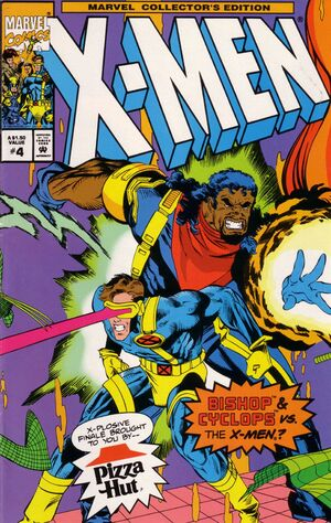 X-Men Collector's Edition Vol 1 4