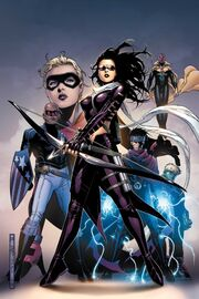 Young Avengers Vol 1 10 Textless