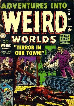 Adventures into Weird Worlds Vol 1 15