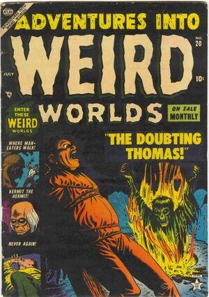 Adventures into Weird Worlds Vol 1 20