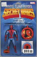 Amazing Spider-Man Renew Your Vows Vol 1 1 Action Figure Variant