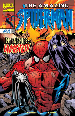 Amazing Spider-Man Vol 1 436