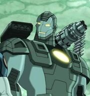 Anthony Stark (Earth-60808) from Ultimate Avengers 2 Rise of the Panther 0002