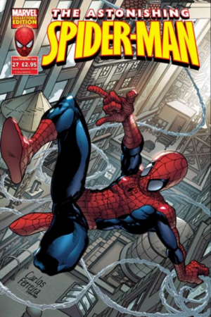 Astonishing Spider-Man Vol 3 27