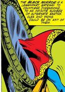 Black Mirror from Doctor Strange Vol 2 42