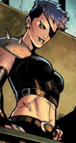 Callisto (Age of X-Man) (Earth-616) from Age of X-Man The Amazing Nightcrawler Vol 1 1 001