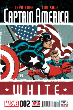 Captain America White Vol 1 2