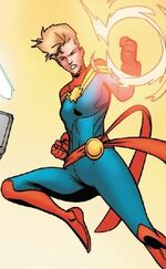 Carol Danvers (Earth-TRN767) from 2099 Omega Vol 1 1