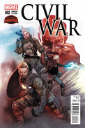 Civil War Vol 2 2 Coipel Variant