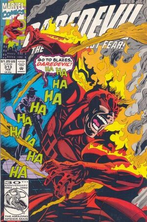 Daredevil Vol 1 313