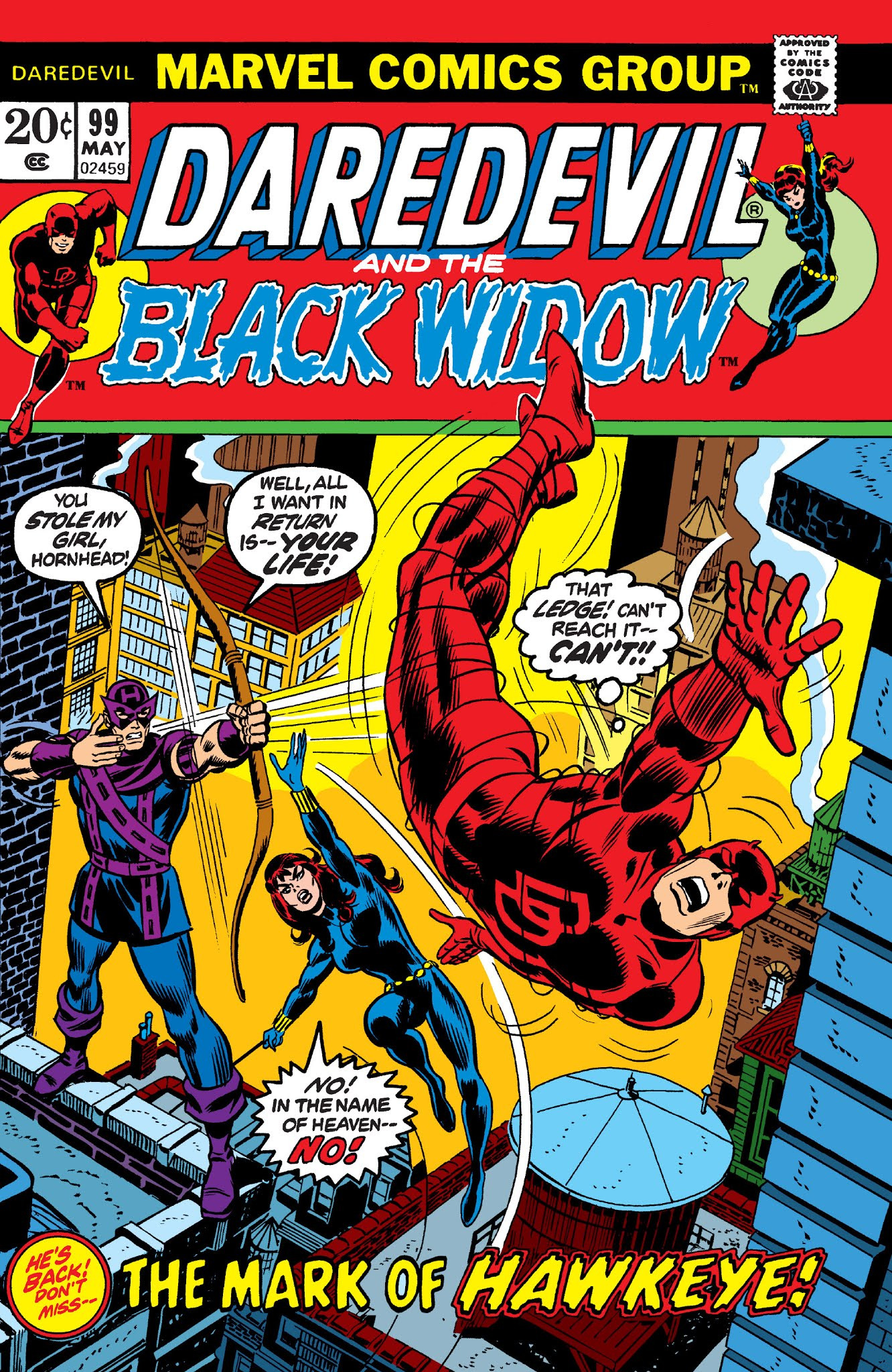 Daredevil Vol 1 99