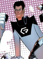 Darell (2-D) (Earth-616) from Fantastic Four Vol 6 4 001
