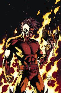 Dark Wolverine Vol 1 90 Textless