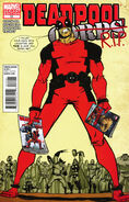 Deadpool Corps Vol 1 12 Young Variant