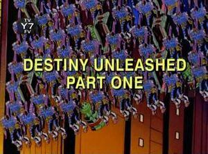 Destiny Unleashed Part I Spider-Man Unlimited