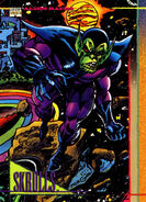 Deviant Skrulls from Marvel Universe Cards Series IV 0001