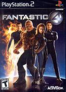 Fantastic Four 2005 video game