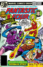 Fantastic Four Vol 1 204
