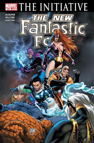 Fantastic Four Vol 1 549