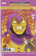 Halloween ComicFest Vol 2016 Unbeatable Squirrel Girl