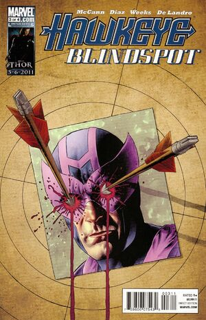 Hawkeye Blind Spot Vol 1 3
