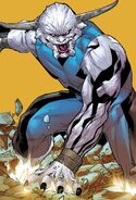 Henry McCoy (Time-Displaced) (Earth-TRN727) from X-Men Blue Vol 1 33 001