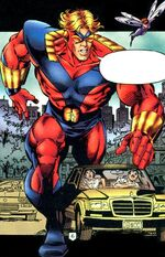 Henry Pym (Earth-32659) from UltraForce Avengers Vol 1 1 001