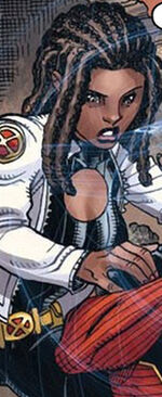 Idie Okonkwo (Earth-12034) from Wolverine and the X-Men Vol 1 4 page -