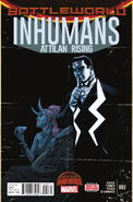 Inhumans Attilan Rising Vol 1 2
