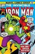 Iron Man Vol 1 76
