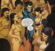 James Howlett (Earth-1610) Ultimate Wolverine vs. Hulk Vol 1 3