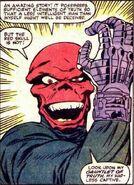 Johann Shmidt (Earth-7940) Marvel Two-In-One Vol 1 100