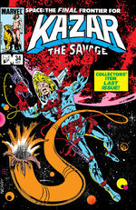 Ka-Zar the Savage Vol 1 34