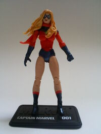 Karla Sofen (Earth-616) from Marvel Universe (Toys) Series I Wave III 0001