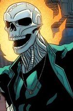 Kenshiro Cochrane (Earth-TRN590) from Spider-Man 2099 Vol 3 14 0002