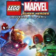 LEGO Marvel Super Heroes box art mobile