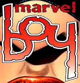 Marvel Boy (2000) Logo