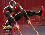 Miles Morales (Earth-TRN670) from Marvel Strike Force 002