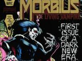 Morbius: The Living Vampire Vol 1 25
